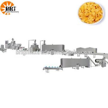 automatic Machine to making corn flakes breakfast cereals factory price