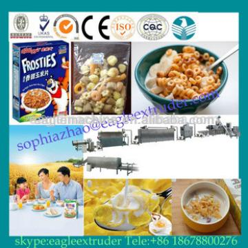 Breakfast Cereal Machine/corn flakes processing machinery