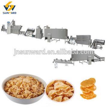 small corn flakes machine/Breakfast Cereal Process Line, corn flake machinery