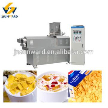 High performance breakfast cereal plant machine