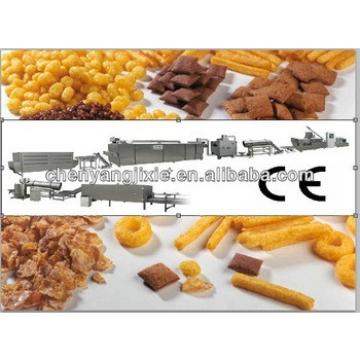 2014 hot sale Automatic corn flakes cereal bar making machine/production line with CE