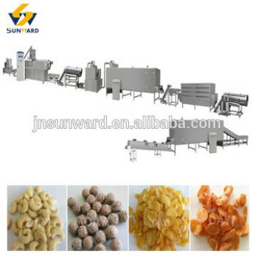Tailormade full automatic breakfast cereal making machine