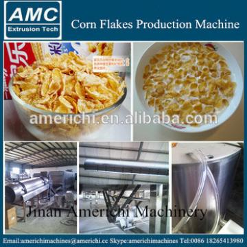 Roasted Corn Flakes Making Machine