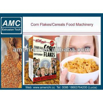 Kelloggs choco corn flakes machine/production line