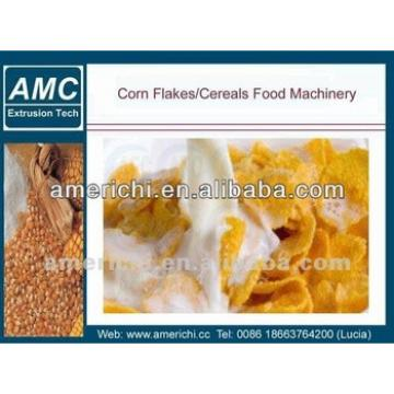 toasted corn flakes machine