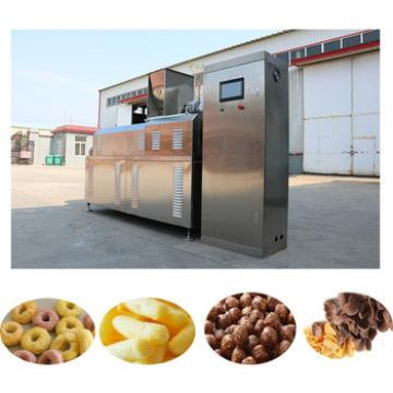 Corn flakes breakfast cereals processing plant