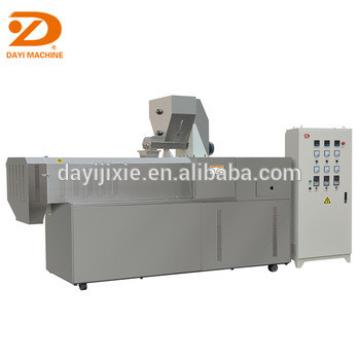 Automatic Crunchy breakfast cereal Cornflex extruder machinery