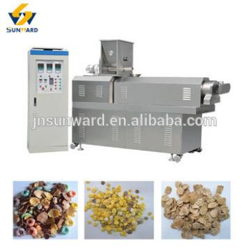 Automatic Breakfast Corn Snackes Flakes China Manufacturer Production Line