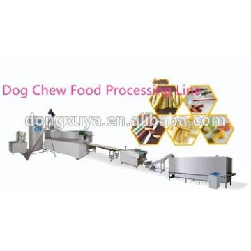 Jam center chewing dog food production line in Dongxu Machinery