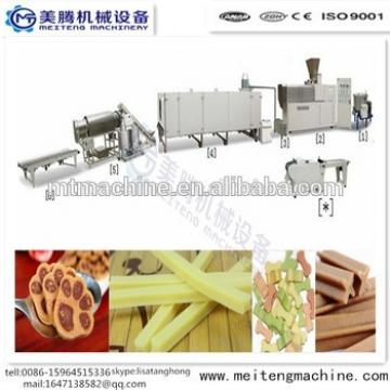 dog chews food extrusion machine