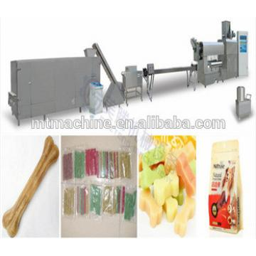 Automatic dog treats production line
