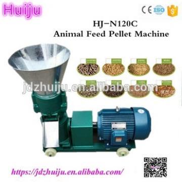 80-100kg/h animal farming equipment chicken feed pellet machine