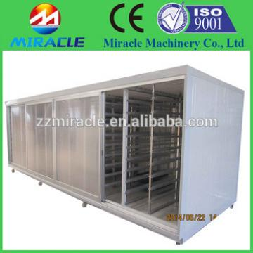 Hot selling automatic hydroponic animal feed bud seedling foster machine