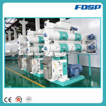 CE approved ring die animal feed pellet machine / feed pelletizer for sale
