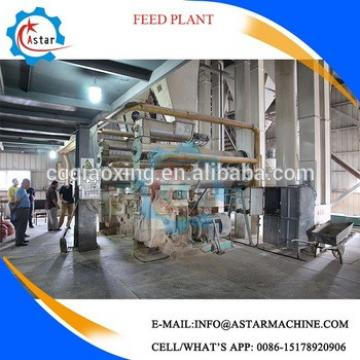Industrial Animal Feed Machinery In Indonesia