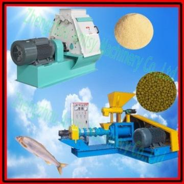 industrial fish feed crusher and mixer machine/floating fish feed making machine