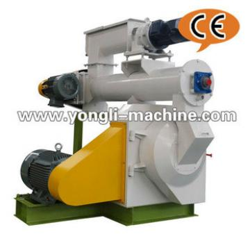 Small animal feed mill machinery