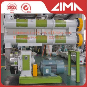 Stainless steel high efficiency animal pellet feed mixer machine