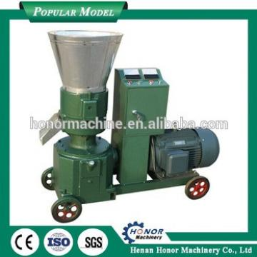 Flat Die Animal Feed Pellet Press Machine