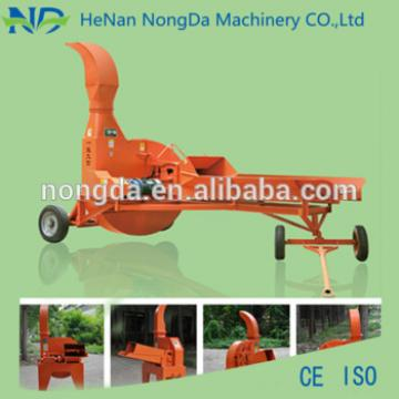 Good quality high efficiency animal feed ensilage grass cutter machine/chaff cutter/hammer mill