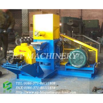 1000-1200kg/h animal feed pellet mill/fish food floating pellet mill machine hot selling in Asia