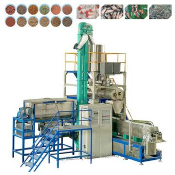 fish food floating fish feed machine/floating fish feed mill plant/selling fish animal feed machine