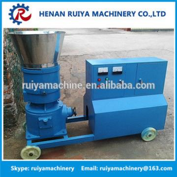 diameter 2-8mm small poultry feed mill /mini pellet machine for feeding animal at low price
