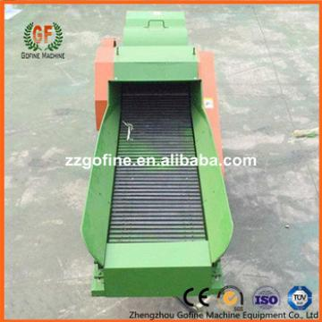 straw fodder cutter machine for animal feed