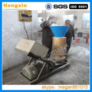 Hot sale wooden pellet machine/flat die animal feed pellet machine/pellet machine of animal feed