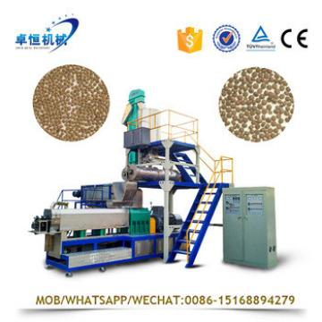 Factory Direct Fish food Pet Food Pellet Extruder Machine/animal feed poultry feed pellet mill machine