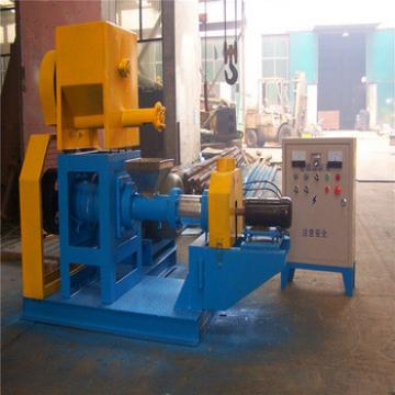 CE ISO fish feed extruding machine for sale/food pellet press machine/animal feed pellet making machine
