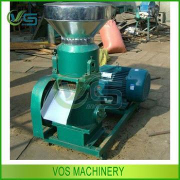 multifunctional flat die pellet mill/animal feed pellet machine for cattle/sheep