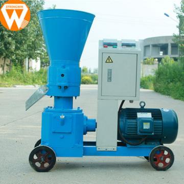 Widely Used Animal Feed Block Making Machine for Producing 2mm/4mm/6mm/8mm Pellets