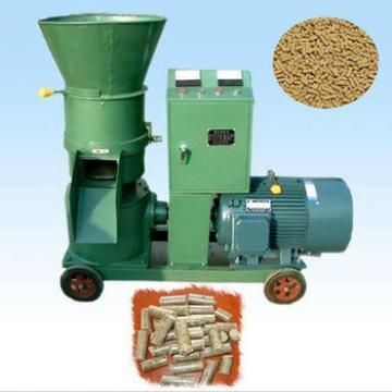 High quality animal feed/flat die pellet mill machine