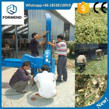 Animal feed grass cutting chaff cutter machine