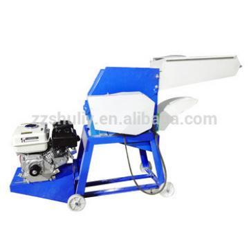 400kg/h grass cutting machine for animals feed
