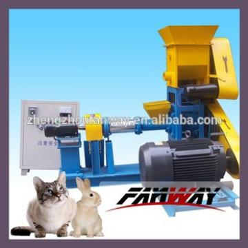 Rabbit cat dog Pet food machine/ Small animal feed extruder machine