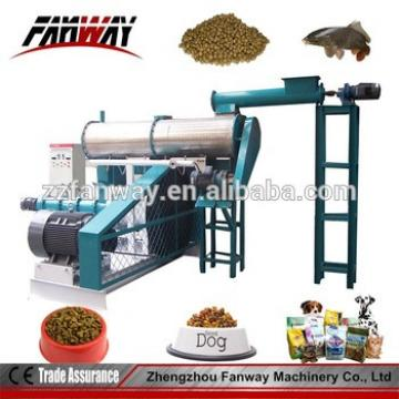 Wet type 3.0-4.0 T/D poultry animal feed machine / animal feed production machine