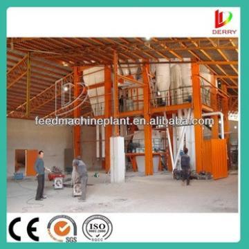 Animal Food Pellet Making Machine/Chicken Feed Pellet Line