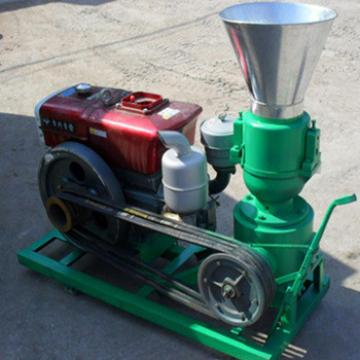 Small Type Animal Feed Pellet Machine With Diesel Engine