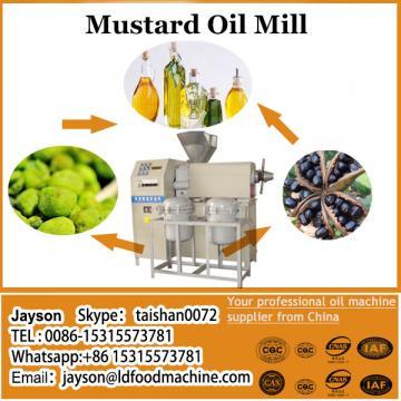 Canola sunflower mustard black seed oil press machine