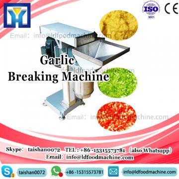 garlic separating machine / garlic clove separator machine / garlic breaking and separating machine