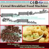 China automatic corn flakes/breakfast cereals plane