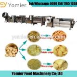 50kg/h Fried Potato Chips Production Line / French Fries Making Machine /Wave Potato Chips Processing Machines