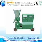 horizontal dieing pelletizer machine for animal feeds