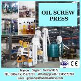 Mini oil press machine cold screw oil expeller