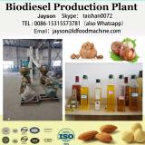 Renewable energy biodiesel plant equipment