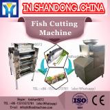 stainless steel fish processing fish cutting machine