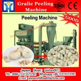 most popular garlic skin peeling stainless steel food processing machinery