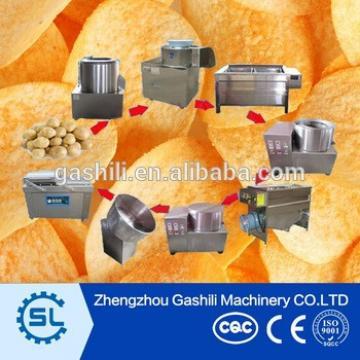 Competitive Price Small Capacity Potato Chips Making Machine
